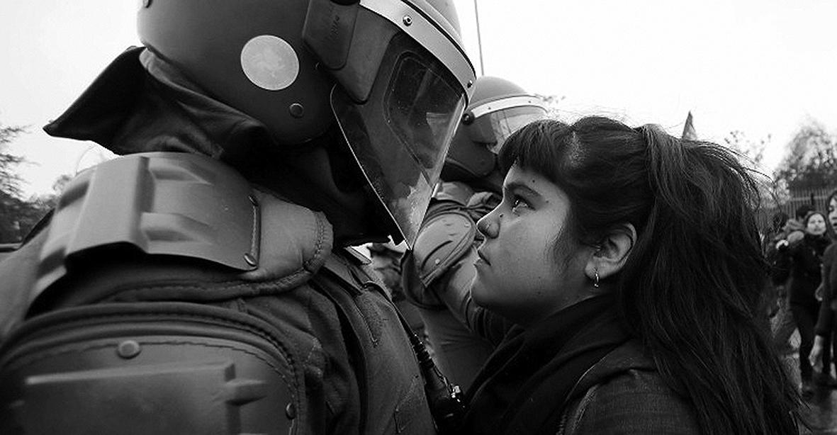 El Estado policial contra lxs adolescentes